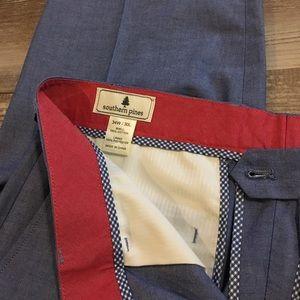 Excellent Southern Pines 33x30 men's dress pants